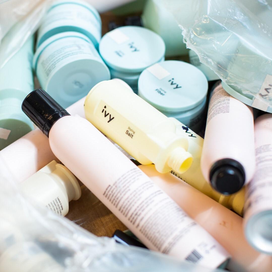 Over IVY ontdek ons recycle verhaal